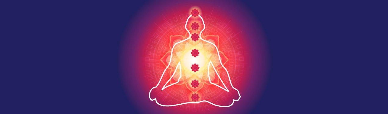 Tranquil Transformations - Meditation Chakra Image
